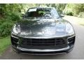 Porsche Macan GTS Agate Grey Metallic photo #2
