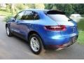 Porsche Macan  Sapphire Blue Metallic photo #6