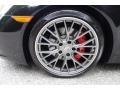 Porsche 911 Carrera 4S Cabriolet Jet Black Metallic photo #10