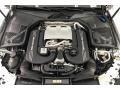 Mercedes-Benz C 63 AMG Coupe designo Iridium Silver Magno (Matte) photo #8