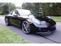 Porsche 911 Carrera T Coupe Black photo #1