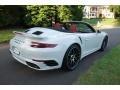 Porsche 911 Turbo S Cabriolet White photo #4