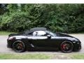 Porsche Boxster Spyder Black photo #8