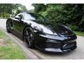 Porsche Boxster Spyder Black photo #9