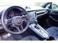 Porsche Macan  Night Blue Metallic photo #10