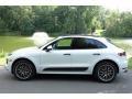 Porsche Macan Turbo White photo #7