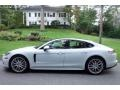 Porsche Panamera 4 Carrara White Metallic photo #3