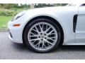 Porsche Panamera 4 Carrara White Metallic photo #9