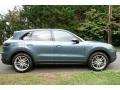 Porsche Cayenne  Biscay Blue Metallic photo #3