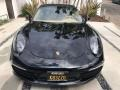 Porsche 911 Carrera Cabriolet Black photo #6