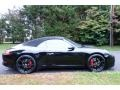Porsche 911 Carrera S Cabriolet Black photo #7