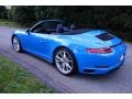 Porsche 911 Carrera 4S Cabriolet Paint to Sample Voodoo Blue photo #3
