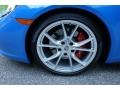Porsche 911 Carrera 4S Cabriolet Paint to Sample Voodoo Blue photo #9