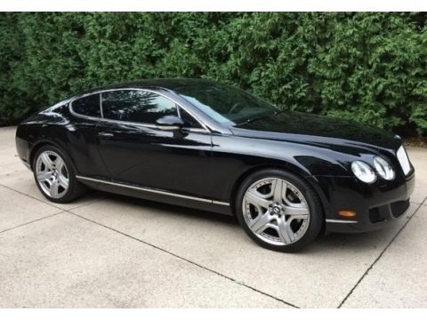 Onyx 2009 Bentley Continental GT