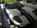 Ford GT  Centennial White photo #4