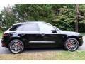 Porsche Macan Turbo Black photo #3