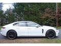 Porsche Panamera 4 Carrara White Metallic photo #8