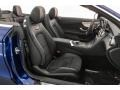 Mercedes-Benz C 63 AMG Cabriolet Brilliant Blue Metallic photo #6