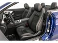 Mercedes-Benz C 63 AMG Cabriolet Brilliant Blue Metallic photo #15