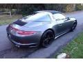 Porsche 911 Targa 4S Agate Grey Metallic photo #6