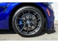 BMW M3 Sedan San Marino Blue Metallic photo #9