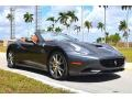Ferrari California  Grigio Silverstone (Dark Gray Metallic) photo #1