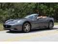 Ferrari California  Grigio Silverstone (Dark Gray Metallic) photo #9