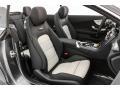 Mercedes-Benz C 63 AMG Cabriolet Selenite Grey Metallic photo #5