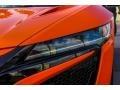 Acura NSX  Thermal Orange Pearl photo #5