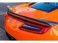 Acura NSX  Thermal Orange Pearl photo #8