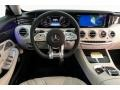 Mercedes-Benz S AMG 63 4Matic Cabriolet designo Cashmere White (Matte) photo #4