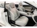 Mercedes-Benz S AMG 63 4Matic Cabriolet designo Cashmere White (Matte) photo #6