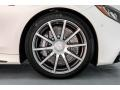 Mercedes-Benz S AMG 63 4Matic Cabriolet designo Cashmere White (Matte) photo #8