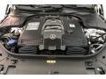 Mercedes-Benz S AMG 63 4Matic Cabriolet designo Cashmere White (Matte) photo #9