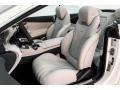 Mercedes-Benz S AMG 63 4Matic Cabriolet designo Cashmere White (Matte) photo #15
