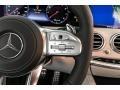 Mercedes-Benz S AMG 63 4Matic Cabriolet designo Cashmere White (Matte) photo #21