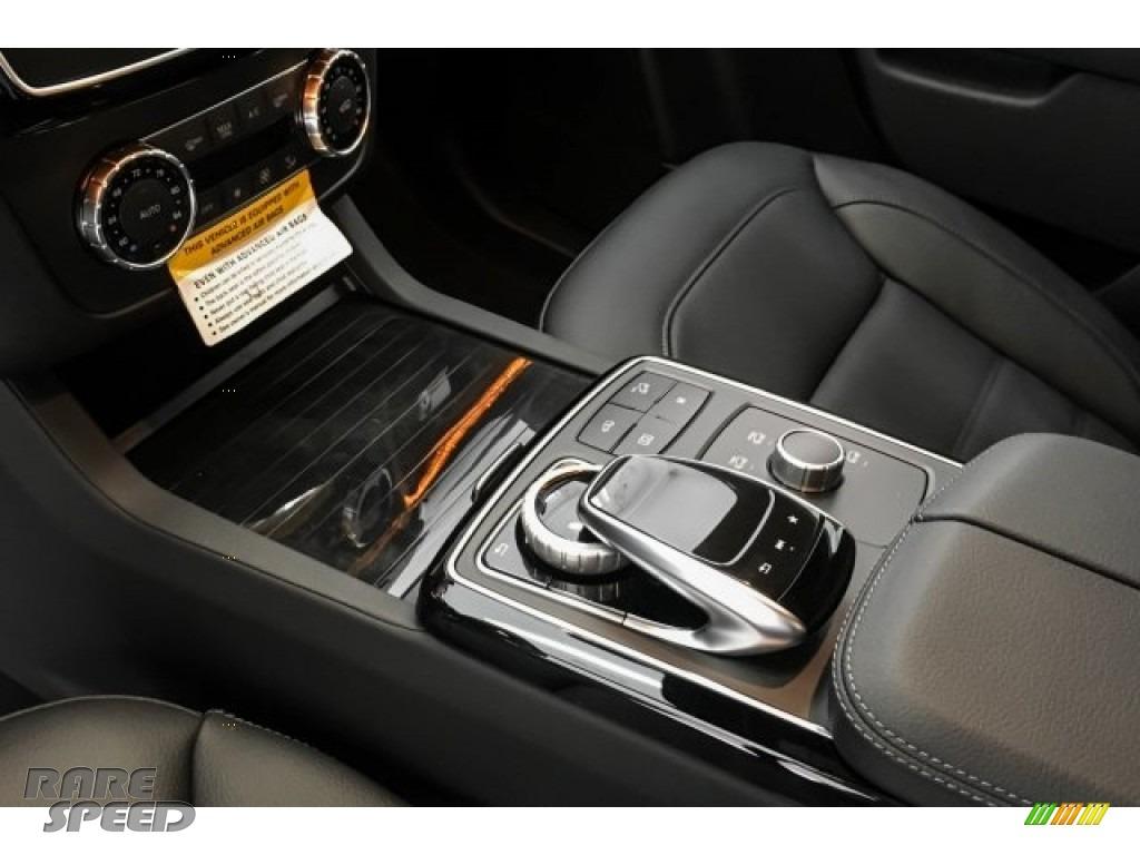 2019 GLE 43 AMG 4Matic Coupe - Iridium Silver Metallic / Black photo #7