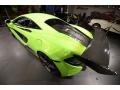 McLaren 570S Coupe Napier Green photo #13