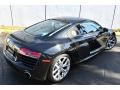 Audi R8 Coupe V10 Panther Black Crystal photo #15