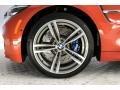 BMW M4 Convertible Sakhir Orange II Metallic photo #9