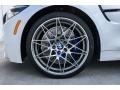 BMW M4 Coupe Mineral White Metallic photo #9