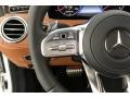 Mercedes-Benz S AMG 63 4Matic Cabriolet designo Cashmere White (Matte) photo #19