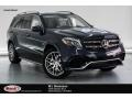Mercedes-Benz GLS 63 AMG 4Matic Lunar Blue Metallic photo #1