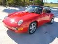 Porsche 911 Carrera Cabriolet Guards Red photo #3