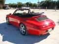 Porsche 911 Carrera Cabriolet Guards Red photo #5