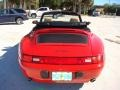Porsche 911 Carrera Cabriolet Guards Red photo #6