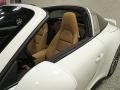 Porsche 911 Targa 4S White photo #13