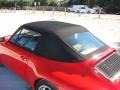 Porsche 911 Carrera Cabriolet Guards Red photo #28