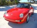 Porsche 911 Carrera Cabriolet Guards Red photo #30