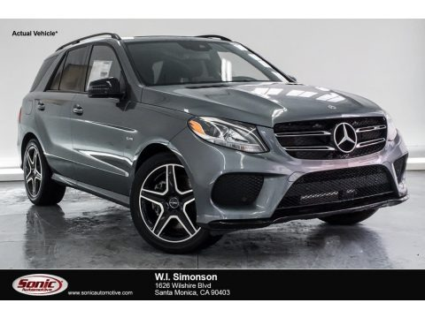 Selenite Grey Metallic 2019 Mercedes-Benz GLE 43 AMG 4Matic